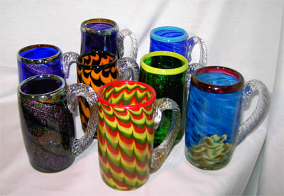 Fernhill Glass Studios | Mugs
